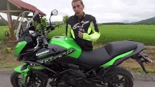 2018 Kawasaki Versys 650 Review