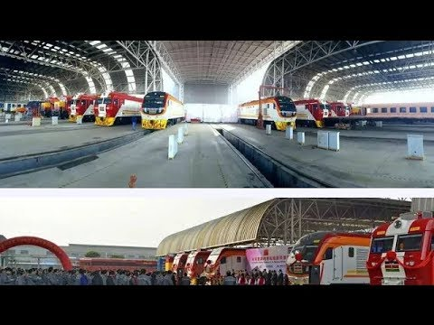 The UNSEEN Parts Of SGR |Standard Gauge Railway Kenya