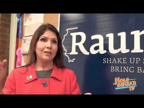 Evelyn Sanguinetti on The Latino Vote