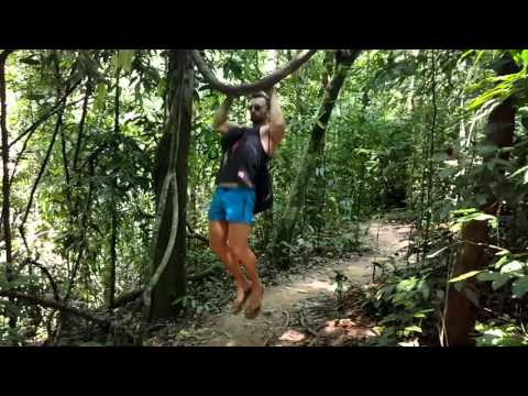 Jungle workout @ Ko Lanta / Thailand