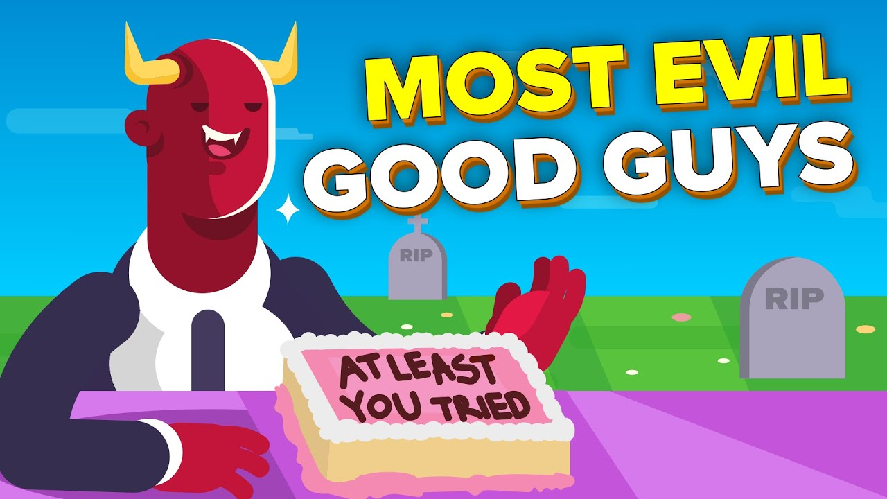 Most Evil Good Guys – Men Who Tried to Do Good But Killed Millions