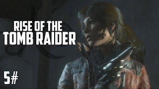 Rise of the Tomb Raider - 5# - Očíčka pryč