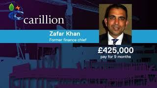 Carillion: Questions raised over bosses' bonuses