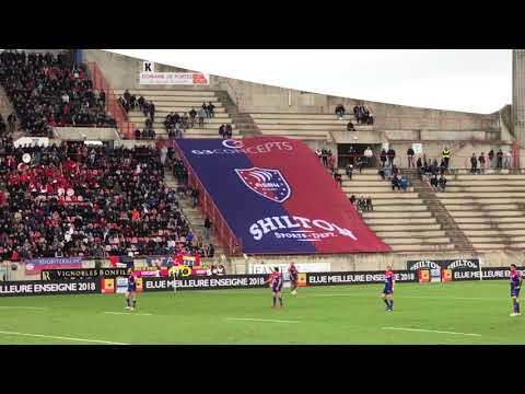 ASBH Association sportive Béziers Hérault vs BAYONNE OCCITANIE EVENTS AGENCY
