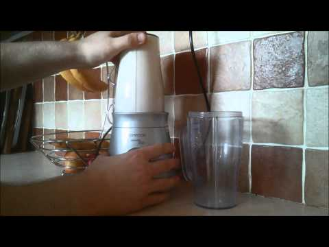 Kenwood Smoothie 2Go SB055 Review - Bodybuilding Shake