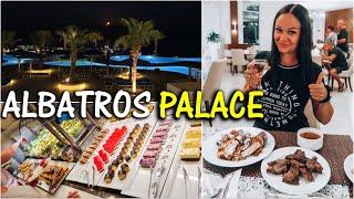 ЕГИПЕТ 2020 Жесть на Пляже Шведский стол УЖИН в отеле Albatros Palace resort 5 Отдых в Египте