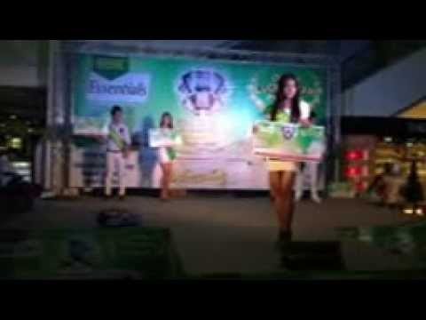 "Uranium Dancer Performance ""Appeton Essential Teengrow Online Luckydraw"""