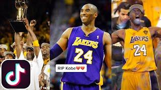 RIP Kobe Bryant 🙏   TikTok Compilation