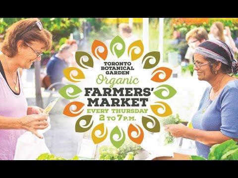 TBG Organic Farmers' Market 2015