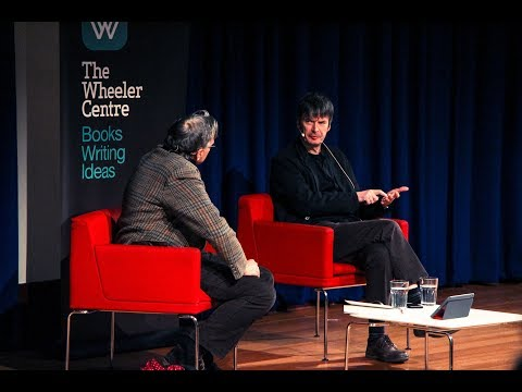 Ian Rankin with Shane Maloney