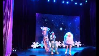 шоу Тайна Лунозавра | Москва Бородино холл | 30.03.2019