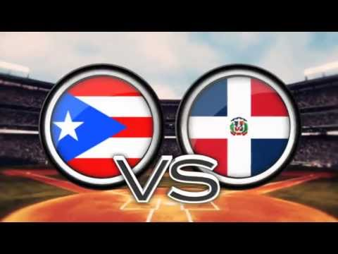Puerto Rico vs Dominican Republic (0-3) - World Baseball Classic Final Highlights [19/03/2013]
