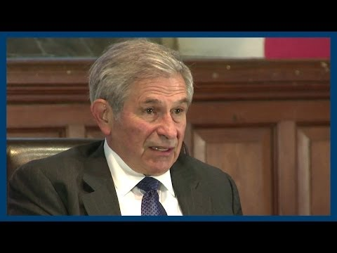 From Democrat To Republican | Paul Wolfowitz | Oxford Union