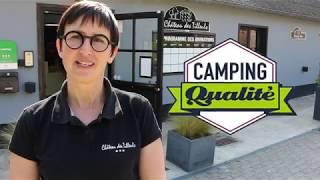 Camping Qualité - Château Des Tilleuls 80 Baie de Somme