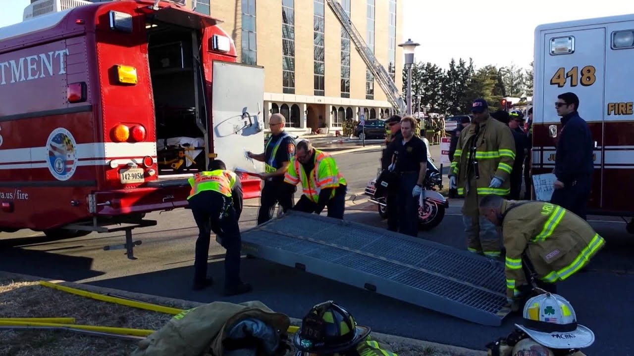 statter911  possible co poisoning  mass casualty incident