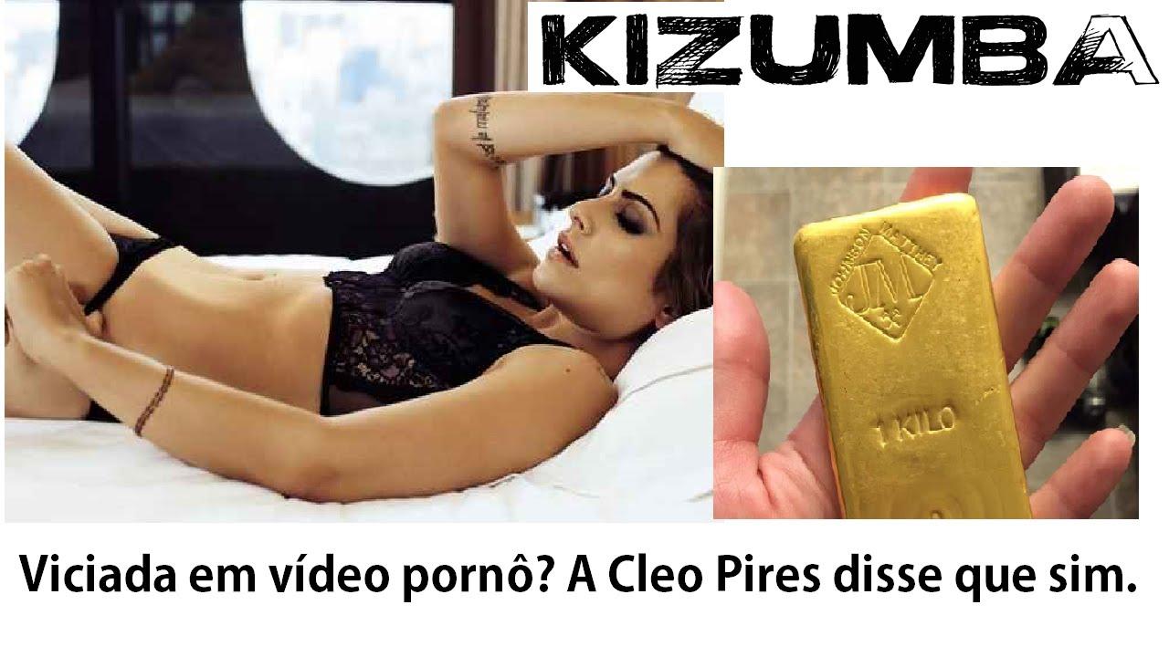 Vidio porno de cleo pires