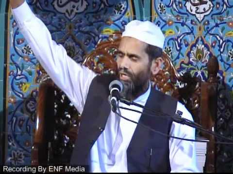 Allama Muhammad Anwar Qureshi WIM 2011 part4