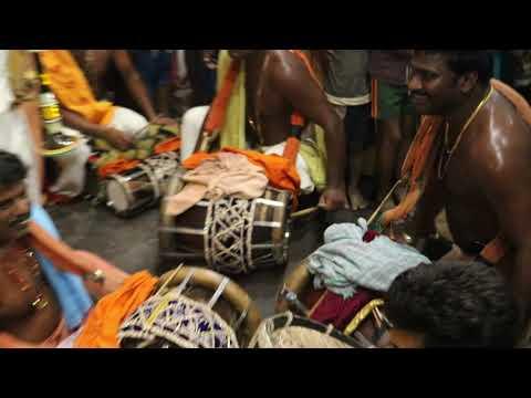 நையாண்டி vs செண்டா போட்டி-Naiyandi Melam-Chenda Melam