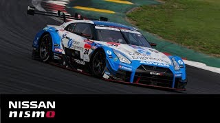 Super GT 2018 Rd.5Fuji Race Day Digest