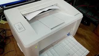 честный обзор принтера HP LaserJet Pro M104a от заправщика