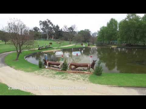 ADELAIDE CCI4* CROSS COUNTRY COURSE 2016