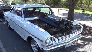 1964 Chevy II Pro Street Nova SS