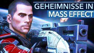 21 kuriose und tolle Details aus MASS EFFECT - Von virtuellen Aliens bis zu irren Running-Gags