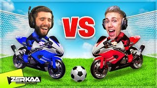 Download Video BEST New 2D Rocket League Game with Simon! (Ball Out) MP3 3GP MP4