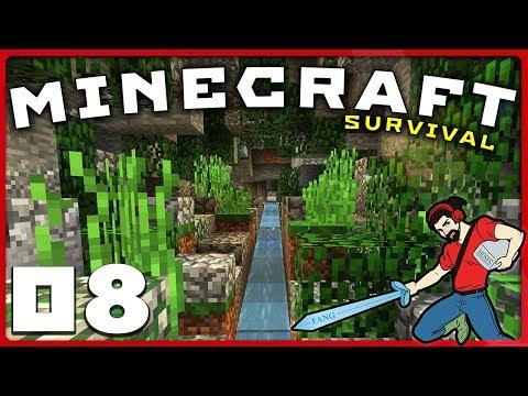 Minecraft Survival | THE DAYDREAM GROTTO! || [S01E08] Vanilla 1.12 Lets Play