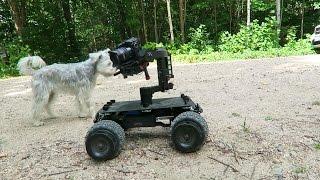 RC Camera Platform - Eclipse Rover