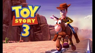 Toy Story 3 - Save the Orphans - Part 1 [Father & Son Gameplay] - Xbox 360 Xbox One