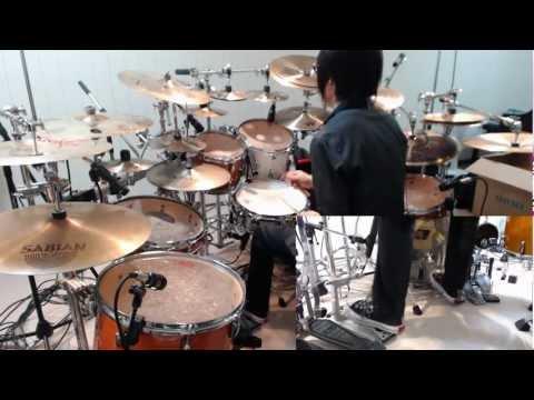 Meshuggah - Bleed - Drum Cover