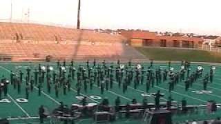fbisd band night part 1 oct 2008 ahs sugar land texas Thumbnail