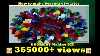 How To Make Best Out Of Waste Clothes