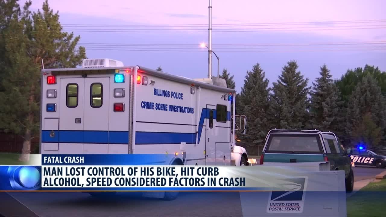 Billings Motorcycle Accident Kills 1 | The Advocates Montana