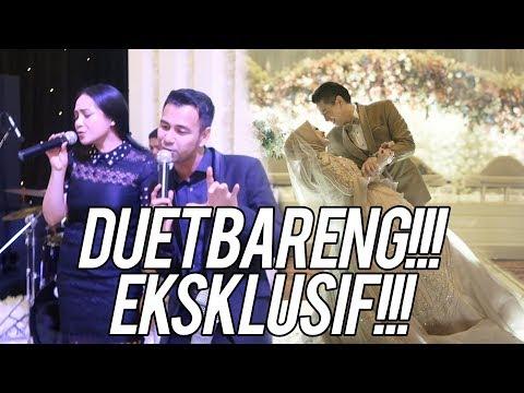 NIKAHAN CUT MERISKA & ROGER.. BERTABUR SEMUA BINTANG!!!