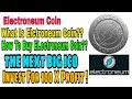 Electroneum Coin || What Is Electroneum??How To Buy Electroneum coin || Next Big Ico