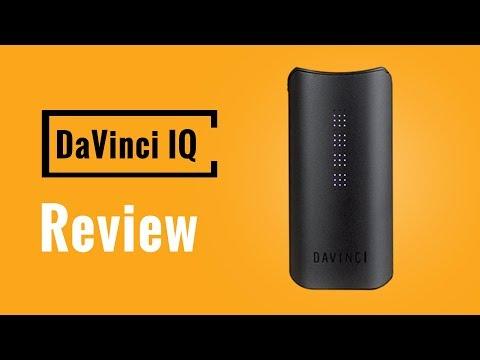 DaVinci IQ Review – Vapesterdam