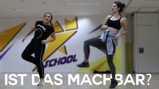 In EINER WOCHE Tanzen lernen | Ist das machbar? (ft. Bamschool)