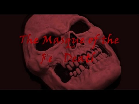the horror of poe the masque of the red death