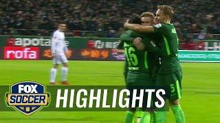 Video Gol Pertandingan Werder Bremen vs Wolfsburg