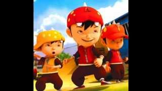 BoBoiBoy : Hang on Tight (Instrumental Version)