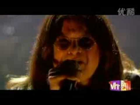 Black Sabbath - Paranoid live @ UK hall of fame