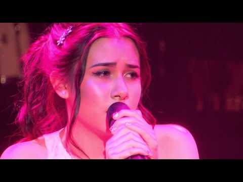 Finalist Annie Pattison performing I Told You So   Stampede Talent Search 2015