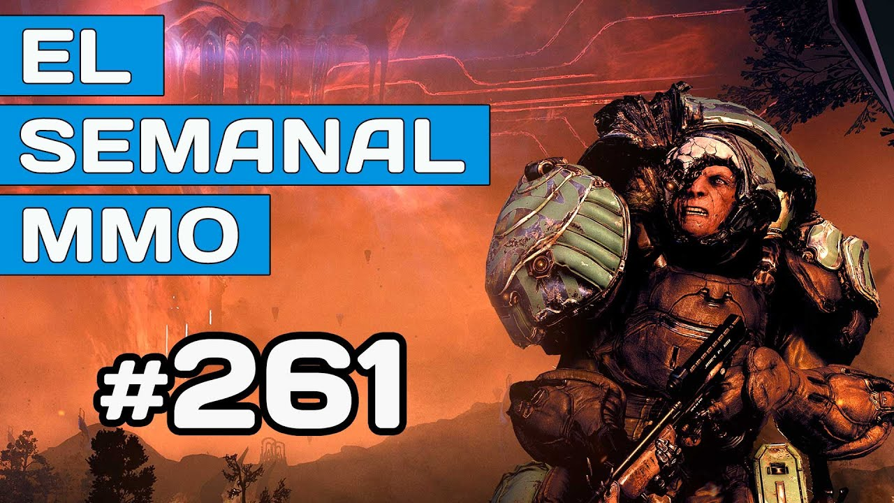 Semanal MMO 261 - Elyon CBT2 - PoE Expedition - Retrasos a mansalva - Warframe