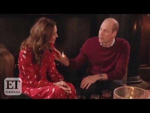 Kate Seemingly Shrugs Off William's PDA