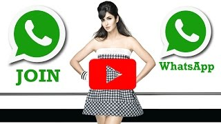 KATRINA KAIF REAL WHATSAPP NUMBER