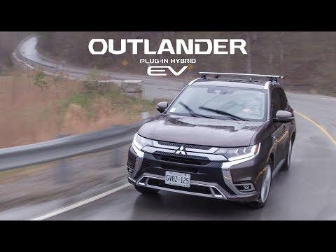 2019 Mitsubishi Outlander PHEV Review - Plug In Hybrid SUV