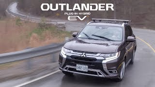 2019 Mitsubishi Outlander PHEV Review - Plug In Hybrid SUV