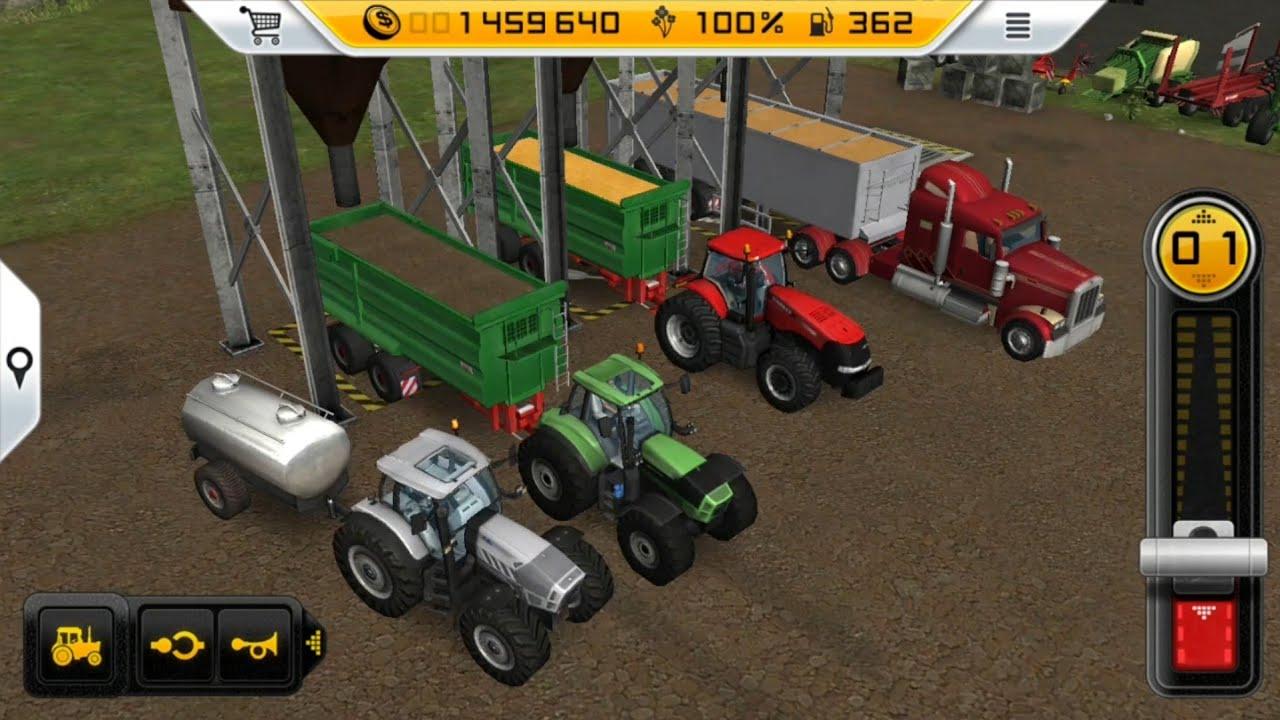 Fs14 farming simulatör 2014 / para kasmak / earn money / # 530 HD /